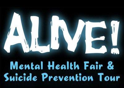 ALIVE! Mental Health Fair