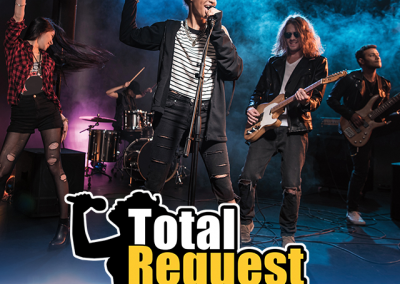 Total Request Band-Live Karaoke
