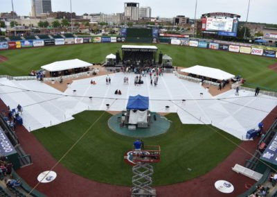 2-Four Winds Field Stage