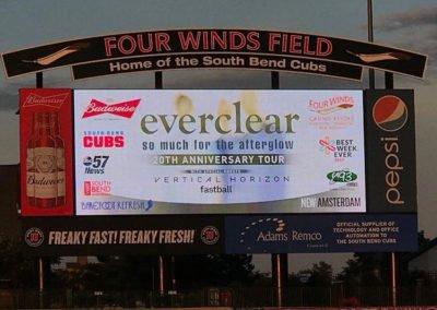 Everclear Scoreboard